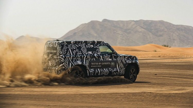 Land Rover Defender '20