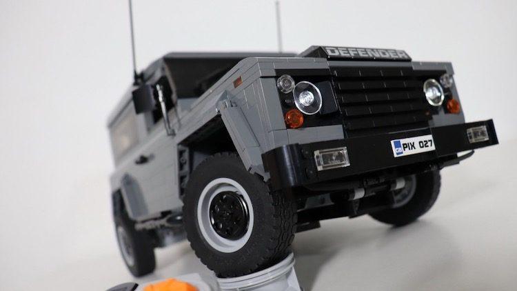 Lego Land Rover Defender '19