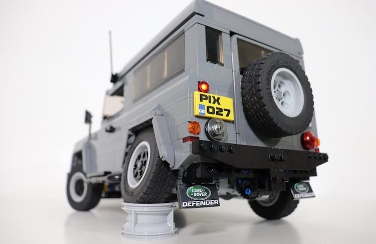 Lego Land Rover Defender '19