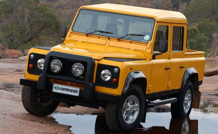 Land Rover Defender '97