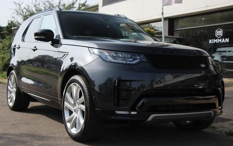 Land Rover Discovery voorkant