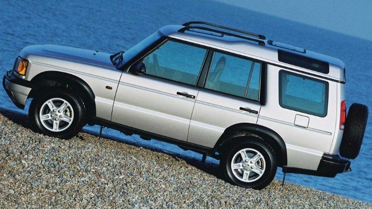 Land Rover Discovery Series II (L318)
