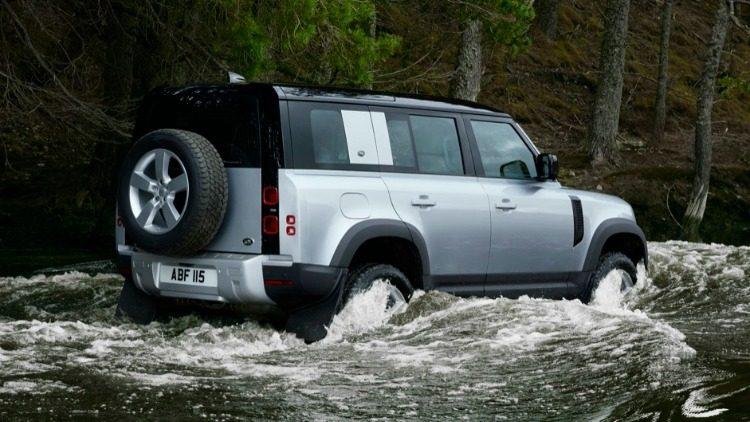 Land Rover Defender '20