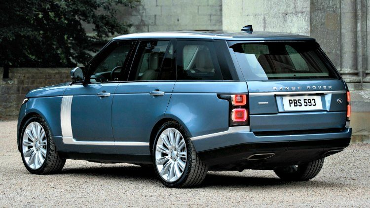 Land Rover Range Rover SDV8 Autobiography )L405) '19
