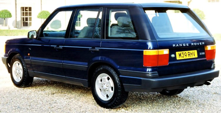 Land Rover Range Rover 2.5 DSE (P38A) '96
