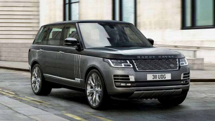 Land Rover Range Rover LWB P400 SVAutobiography (L405) '19