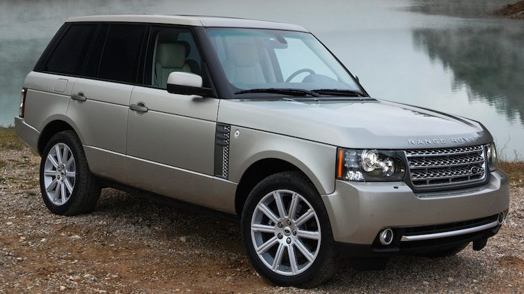 Land Rover Range Rover Supercvharged (L322) '12