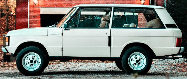 Leeuwenkamp Specials Range Rover Classic '19