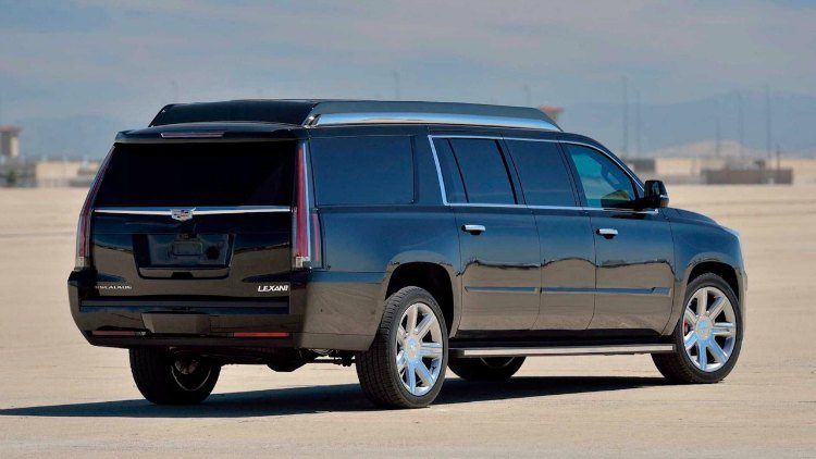 Lexani Cadillac Escalade ESV Limousine '19