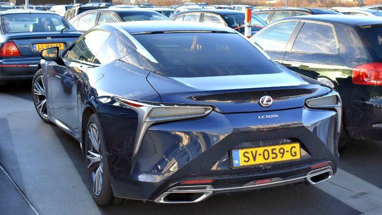 Lexus LC500h