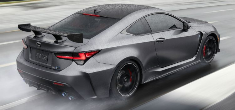 Lexus RC-F Track Edition '19