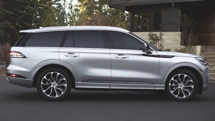 Lincoln Aviator Hybrid '20