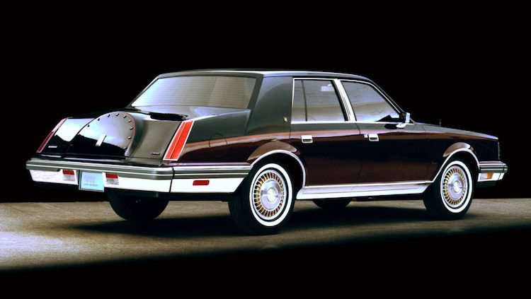 Lincoln Continental Givenchy '82