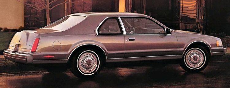 Lincoln MkVII Diesel '84