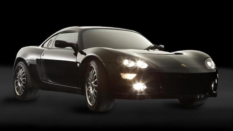 Lotus Europa S Diamond Edition '08
