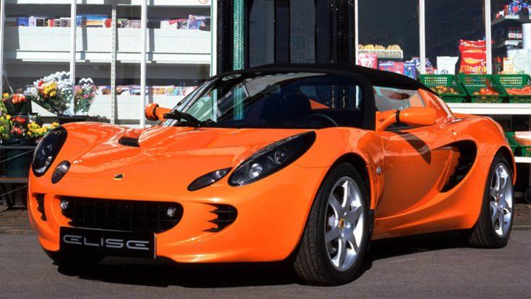 Lotus Elise S2 (Type 111) '01