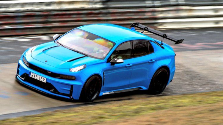 Lynk & Co Cyan 03 Concept '19