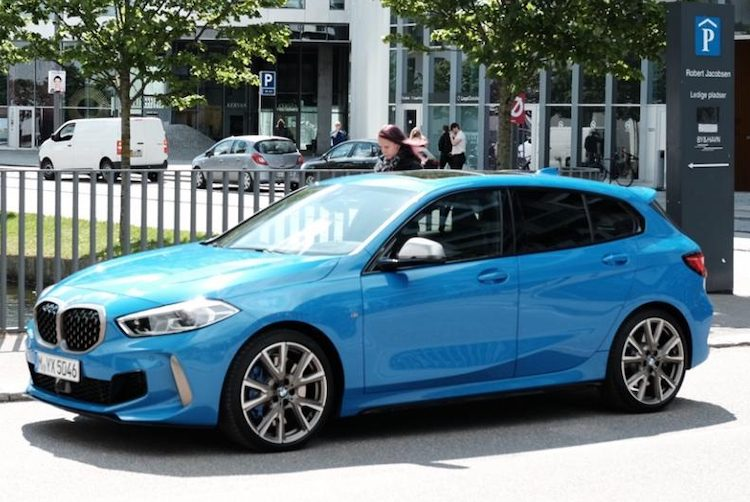 AB-lezer komt nu al nieuwe BMW M135i tegen