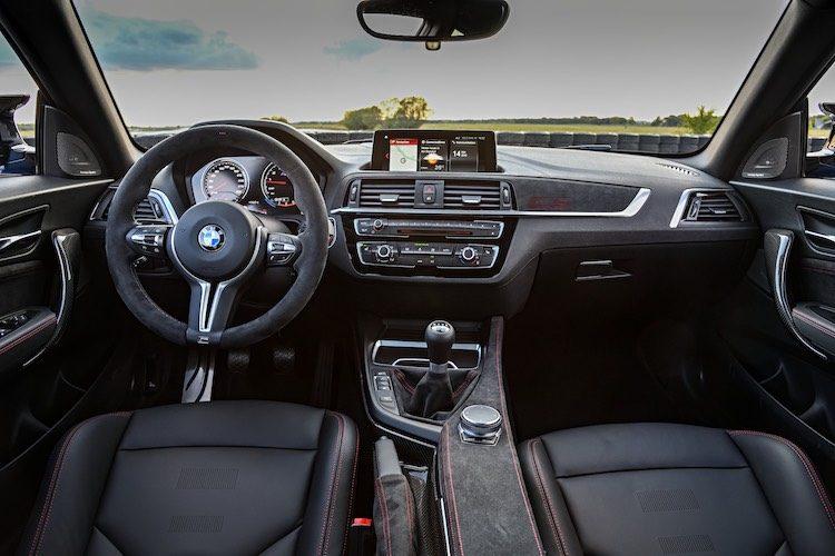 Officieel: BMW M2 CS met 450 pk