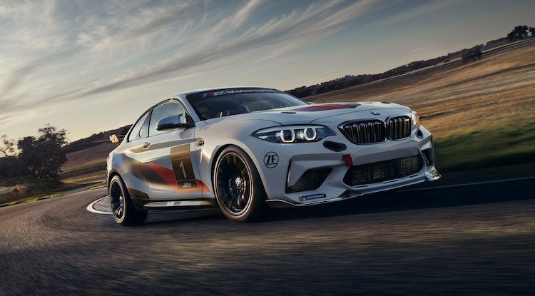 BMW onthult M2 CS Racing