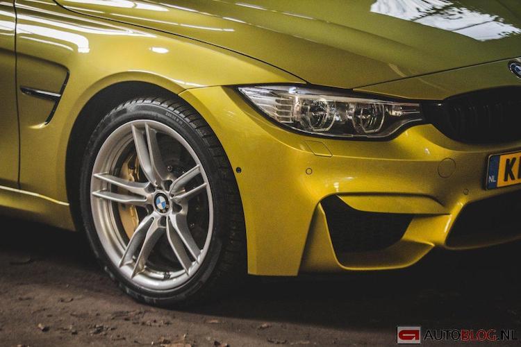 BMW M3 met handbak geen populaire combinatie