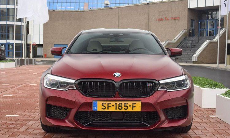 BMW start Nederlandse terugroepactie voor M5 en M8