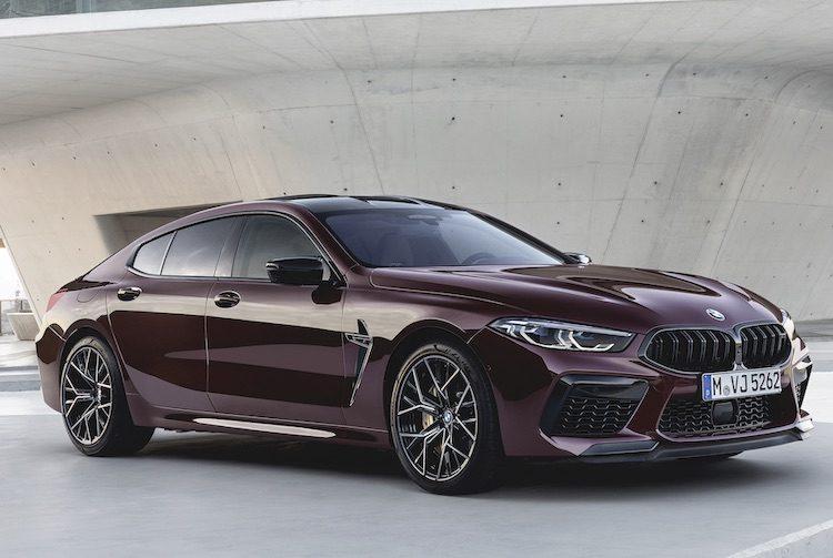 Officieel: BMW M8 Gran Coupé