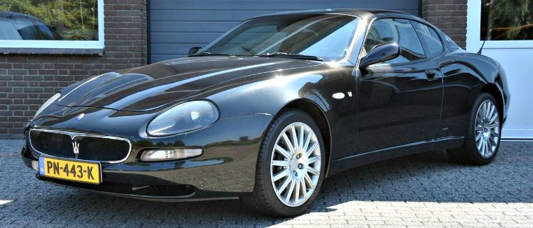 Maserati Coupe Cambiocorsa '02