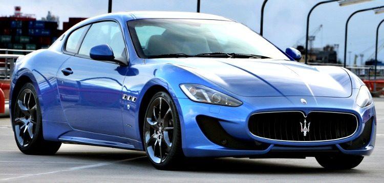 Maserati GranTurismo Sport '13