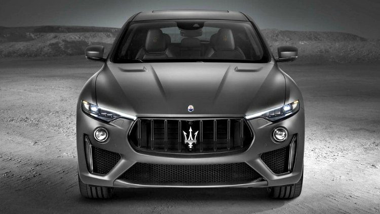 Maserati Levante Trofeo Launch Edition '19