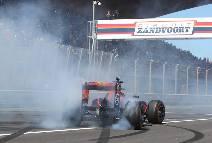 Officieel: FOM maakt datum Dutch Grand Prix bekend