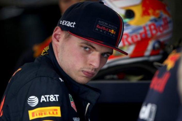 Max Verstappen bezorgt Honda turbo-problemen
