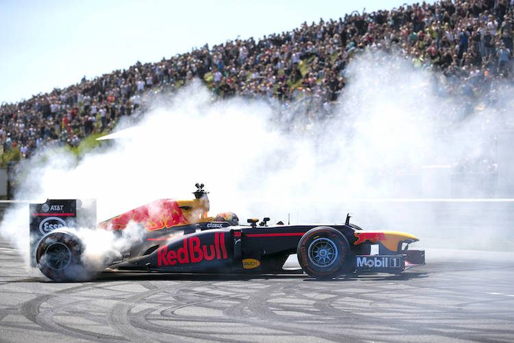 Dit zijn de reacties op de Dutch Grand Prix