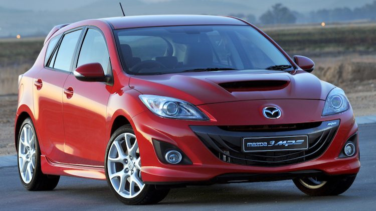 Mazda 3 MPS (BL) '13