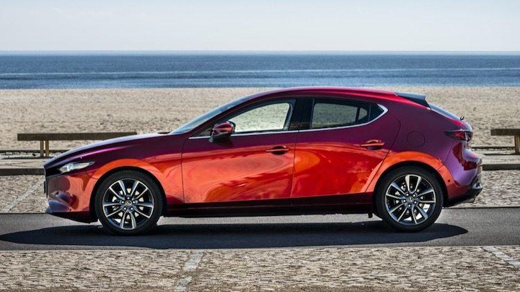 Mazda 3 SkyActiv-X '19