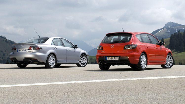 Mazda 6 MPS - 3 MPS