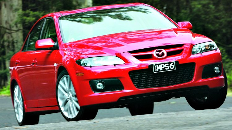 Mazda 6 MPS (GG) '06