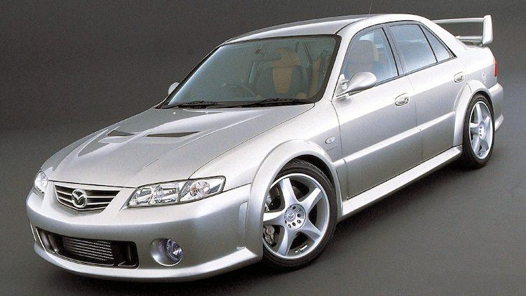 Mazda 626 MPS Concept '00