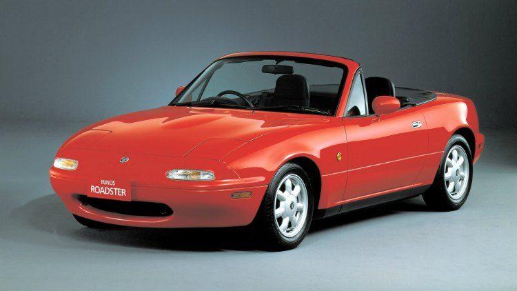 Mazda Eunos Roadster '89