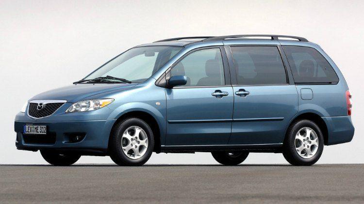 Mazda MPV 2.3 Active (LW) '04