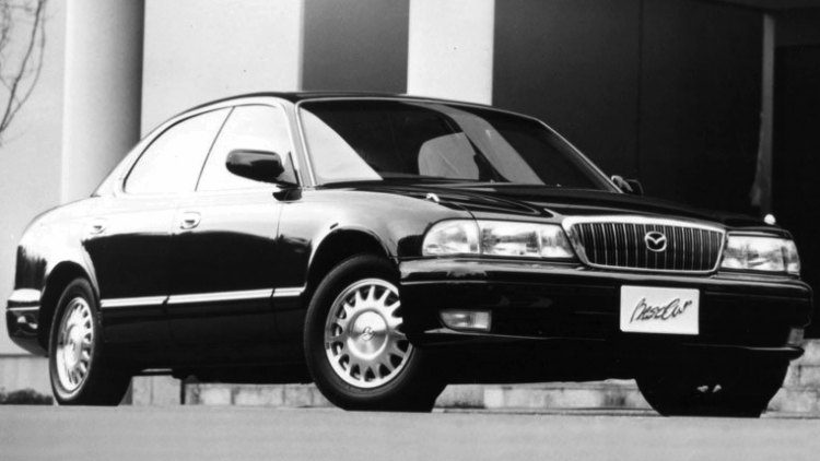 Mazda Sentia (HE) '97