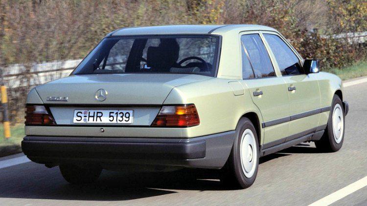 Mercedes-Benz 200 D (W124) '85