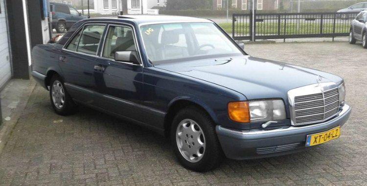 Mercedes-Benz 420 SE (W126) '89
