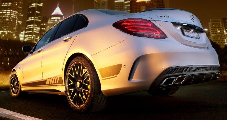 Mercedes-AMG C63 S (W205) '17