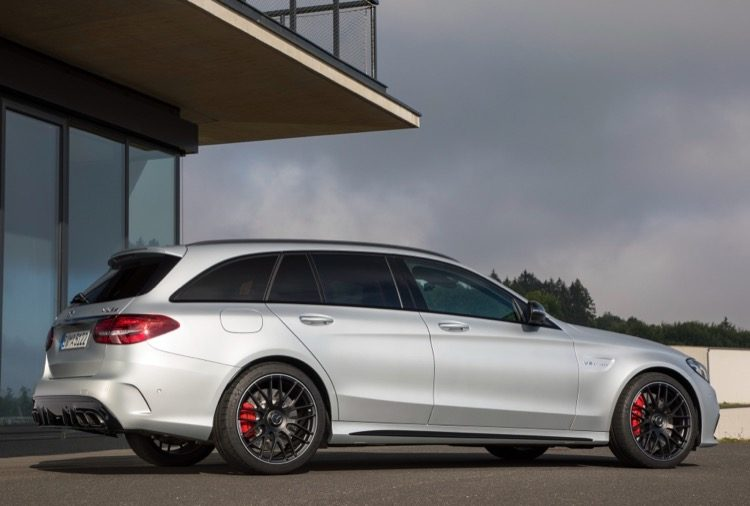 Mercedes-AMG C63S Estate (S205) '19