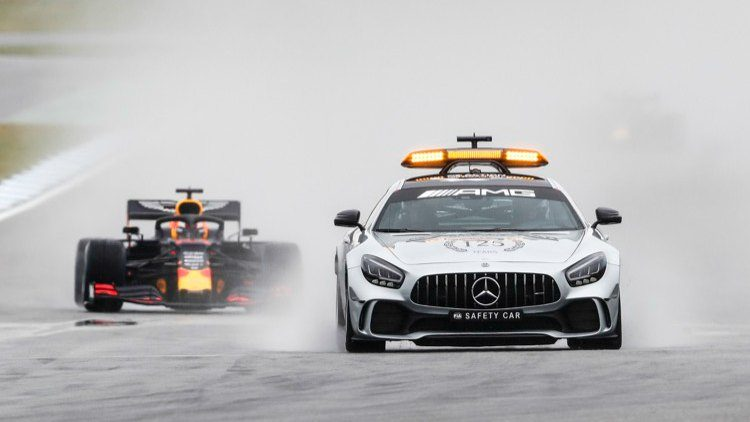 Mercedes-AMG GT Max Verstappen