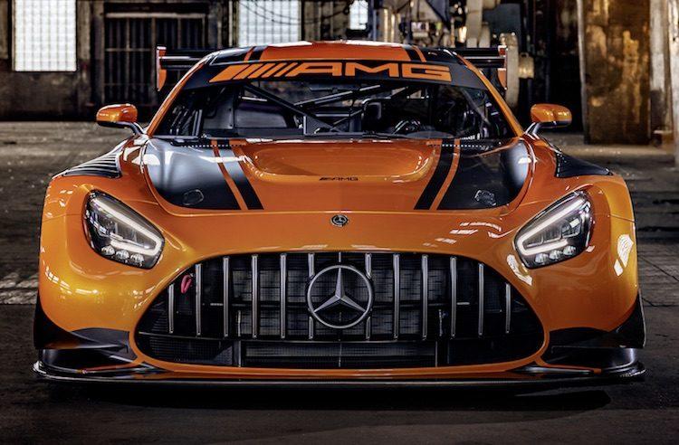 AMG GT3 2019