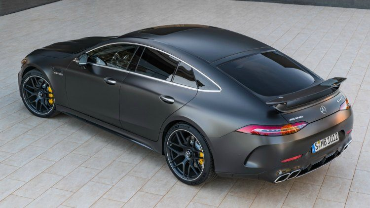 Mercedes-AMG GT63 S 4Matic+ 4-Door Coupé (X290) '19