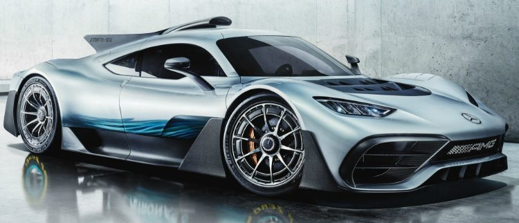 AMG Project One '19
