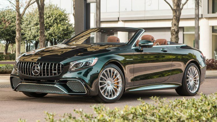 Mercedes-AMG S65 Cabriolet (C217)